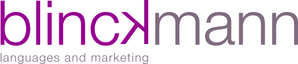 blinckmann languages and marketing